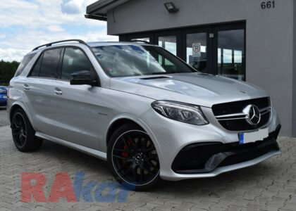 Mercedes-Benz GLE AMG 63S