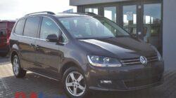 Volkswagen Sharan Comfortline 2,0 TDI – 7 míst