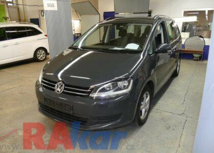 Volkswagen Sharan 2,0 TDI – 7 míst
