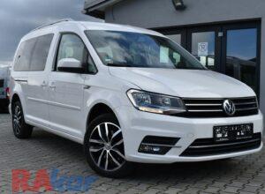 Volkswagen Caddy Maxi 2.0 TDI Generation Four – 7 míst