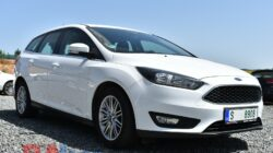Ford Focus Turnier Cool&Connect 1.5 TDCi