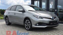 Toyota Auris Touring 1,8 Hybrid Design Edition
